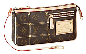 Louis Vuitton Monogram Rivets Accessory Pouch