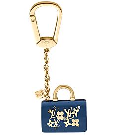 louis vuitton monogram speedy key ring