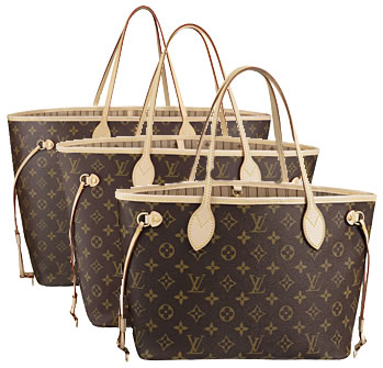 louis vuitton neverfull GM MM PM
