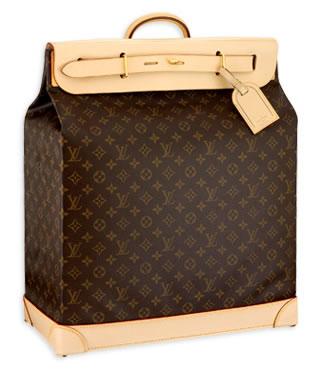 Louis Vuitton Garbage Bag louis vuitton steamer case - purseblog