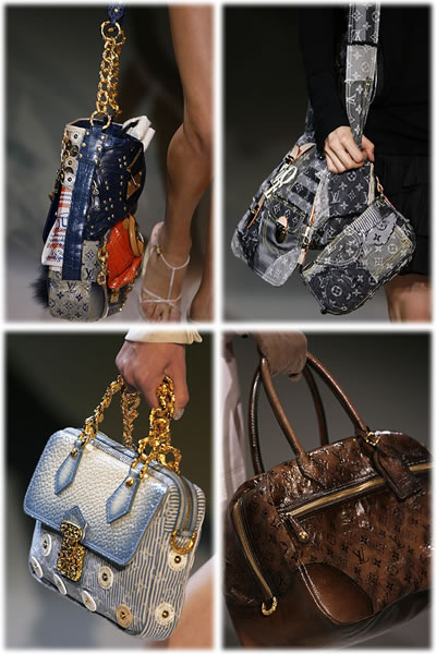 Louis Vuitton Handbags Spring 2007