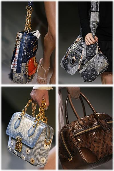 Louis Vuitton Handbags Spring 2007