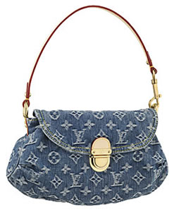 Louis Vuitton Mini Pleaty