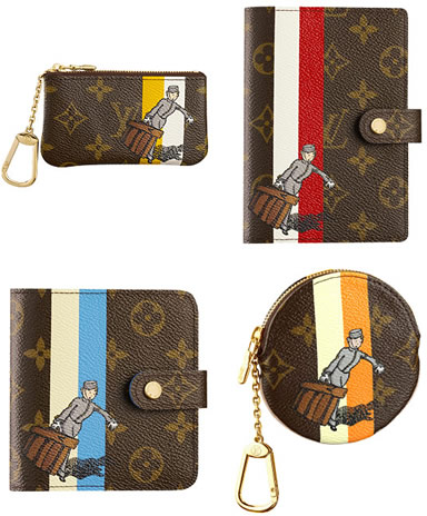 Louis Vuitton Monogram Groom Collection