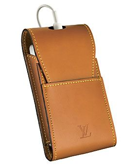 Louis Vuitton Nomade iPod Case