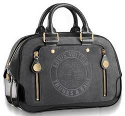 Louis Vuitton Stamped Handbag GM