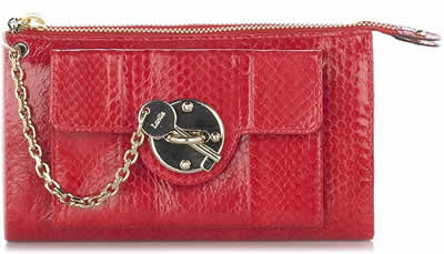 Luella Mama Key Chain Purse