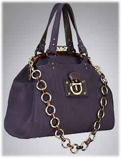 Marc Jacobs Collection Quilted Cord Maggie Handbag