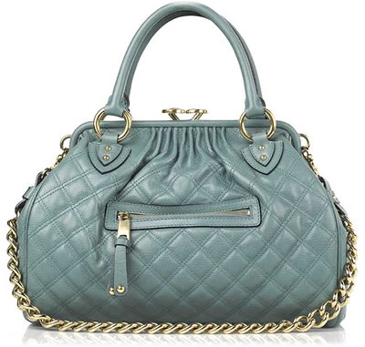 Marc Jacobs Leather Stam Handbag