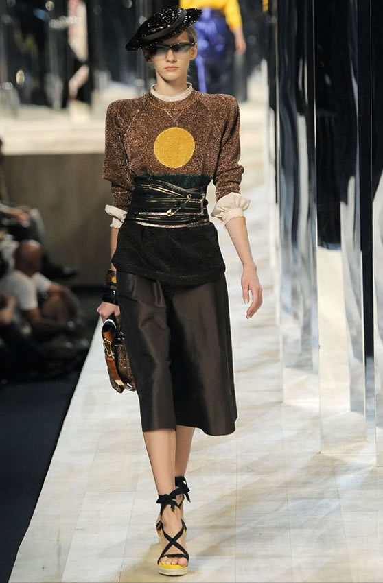 Marc Jacobs Spring 2009 Ready To Wear - PurseBlog