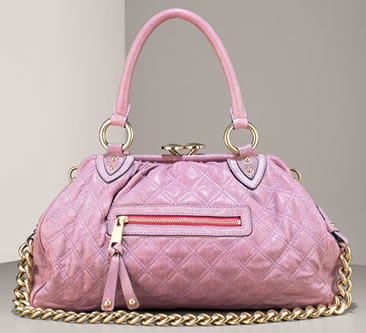 Marc Jacobs Stam Quilted Satchel
