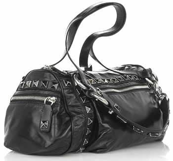 Marc Jacobs Sweet Punk Studded Leather Handbag