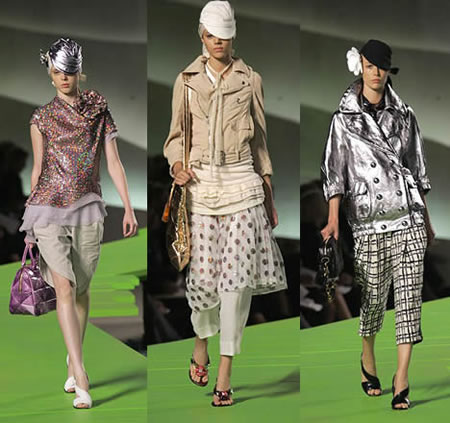Marc Jacobs Spring Summer Handbag 2007 Preview