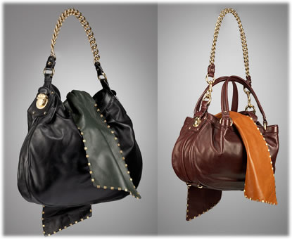 Marc Jacobs Tasha and Blondie Handbags