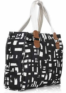 Marni Printed Cotton Shopper