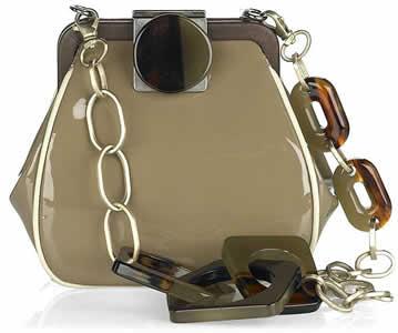 Marni Patent Leather Clutch
