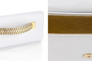 Michael Kors Watchband Clutch