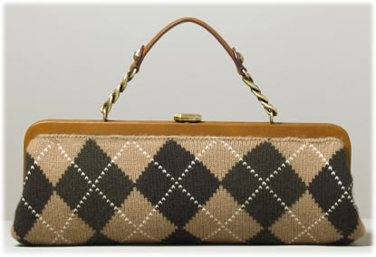 Michael Kors College Knit Bag