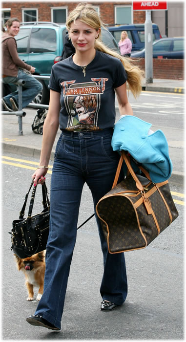 Name That Bag Mischa Barton Purseblog