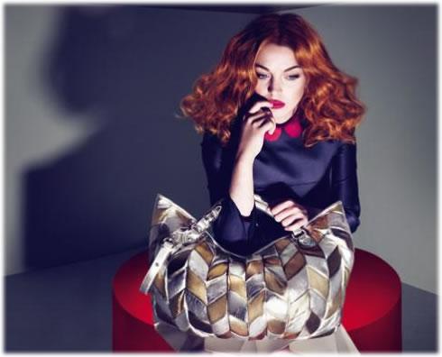 Miu Miu Ad Campaign Lindsay Lohan