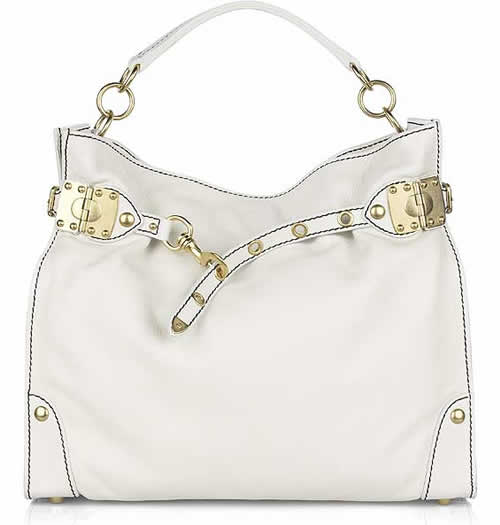 Miu Miu Rectangular Leather Tote