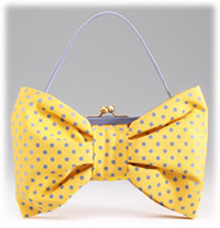 Moschino Ribbon Bow Bag