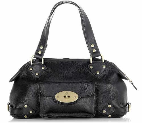 Mulberry Knightsbridge Leather Bag