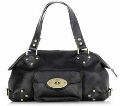 Mulberry Knightsbridge Leather Bag1