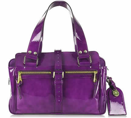 Mulberry Mable Patent Leather Bag