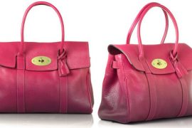 Mulberry Ombre Bayswater Bag