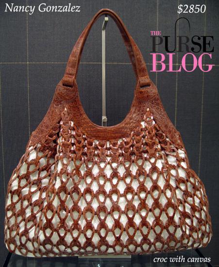 Nancy Gonzales Handbag