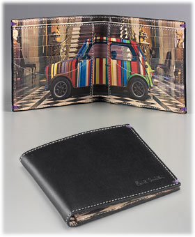 Paul Smith Mini Car Billfold