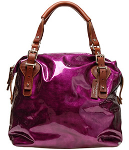 Pauric Sweeney Patent Leather Bag