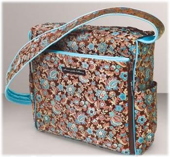 Petunia Pickle Bottom Dogwood Blossom Bag