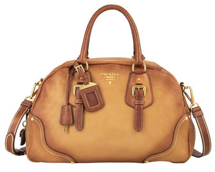 Prada Bowler Handbag