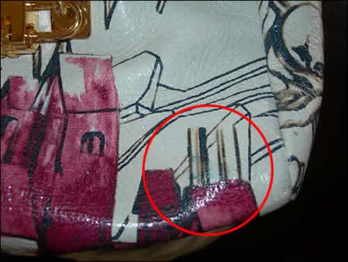prada fairy bag defective