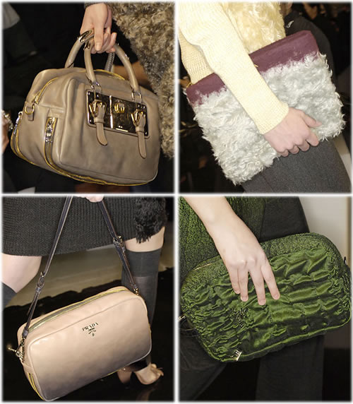 prada fall 2007 handbags 1