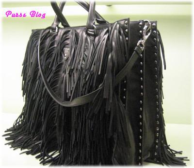 Prada Fringe Bag Spring 2007 1