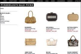 Purse Blog's Sale Picks at NAP