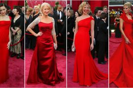 80th Annual Academy Awards: Red Rules the Red Carpet