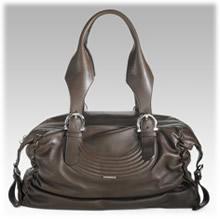 Salvatore Ferragamo Sami Kidskin Handbag