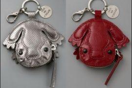 See by Chloe Animalia Keychains