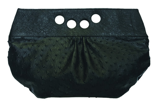 seril knockout clutch black