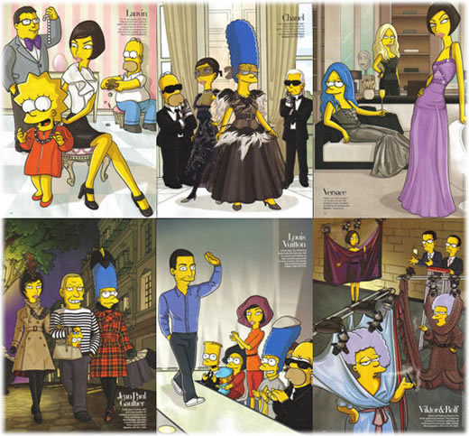 simpsons couture1