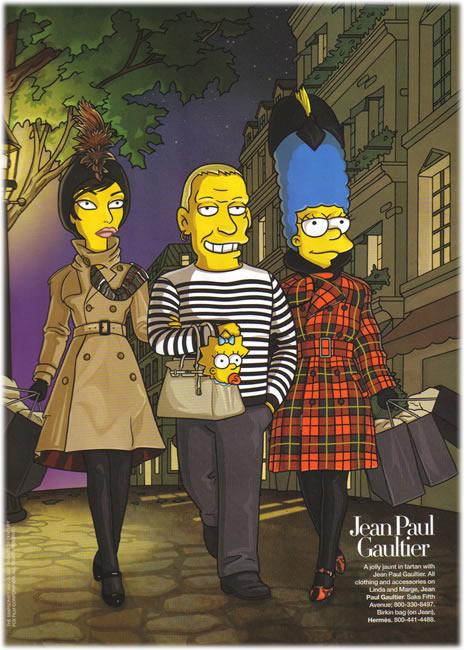 The Simpsons Couture Purseblog