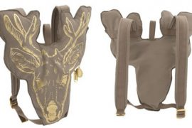 Stella McCartney for LeSportsac Deer Rucksack