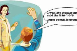 Purse Forum Database Error