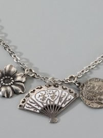 Thea Grant Colby Ct. Charm Necklace