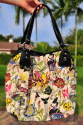 The SAK Ashbury Graffiti Shopper Giveaway!