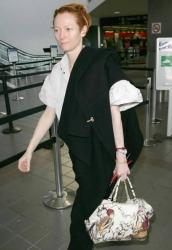 Tilda Swinton with Prada Fairy Bag